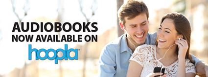 Audiobooks Now Available - Hoopla