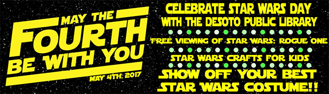 May The Fourth 2017 banner
