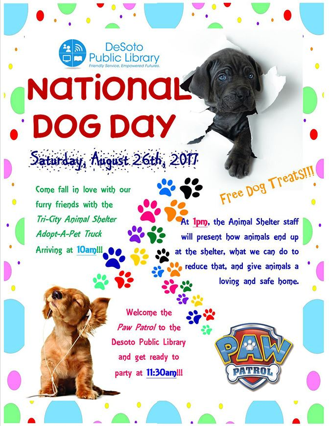 National Dog Day flier August 2017-672w