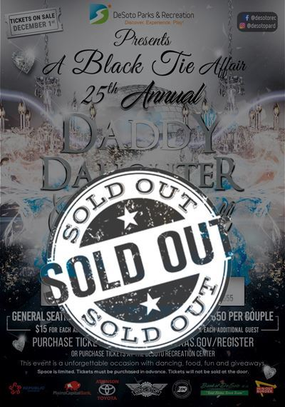 Daddy Daughter sold out