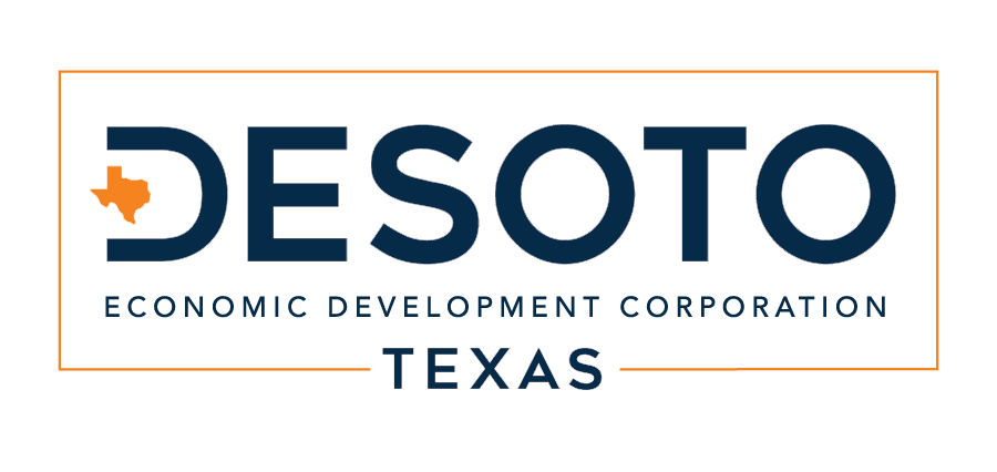 Logo for DeSoto's Economic Development Corporation
