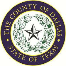 dallas county logo seal