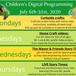 Youth Digital Programming Release Dates image