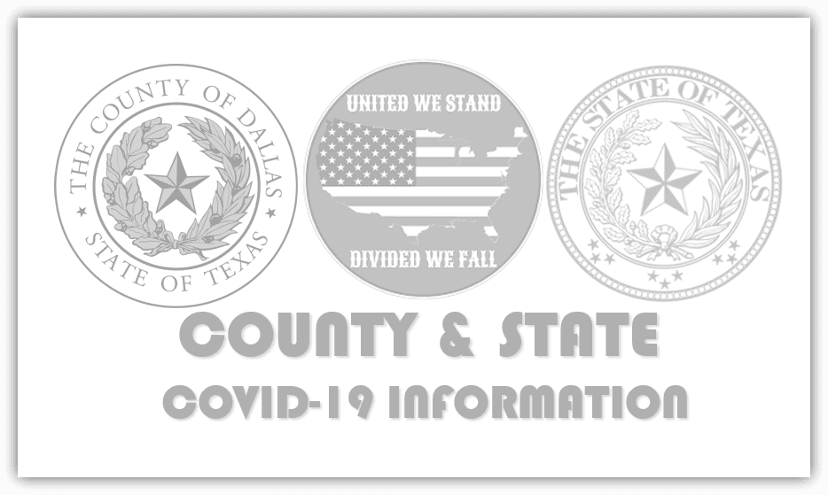 County State United Seal Grey