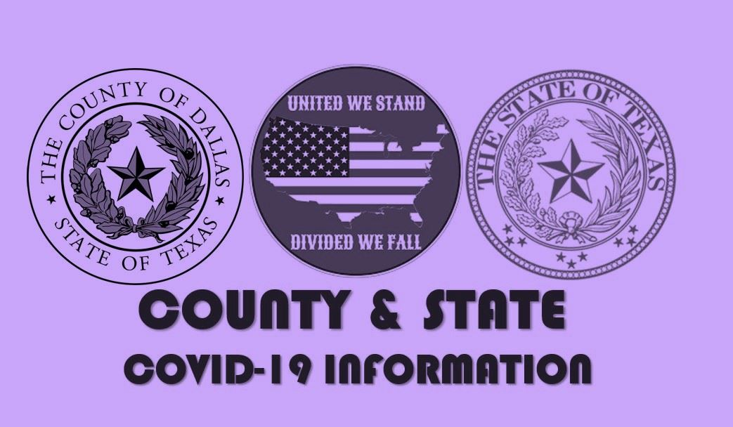 County State United Seal Purple