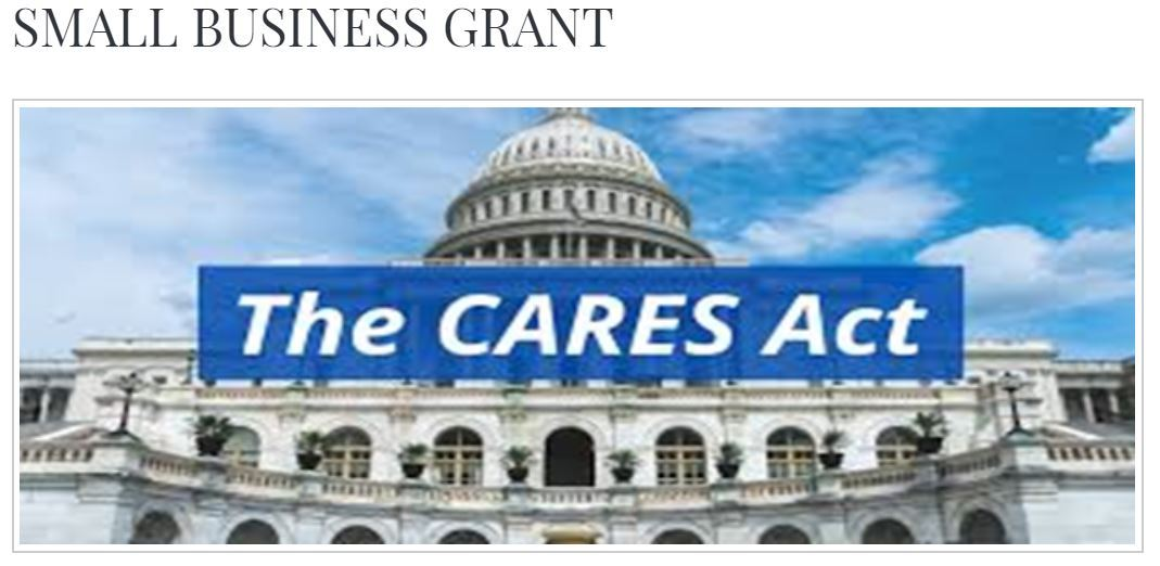CARES Act Header