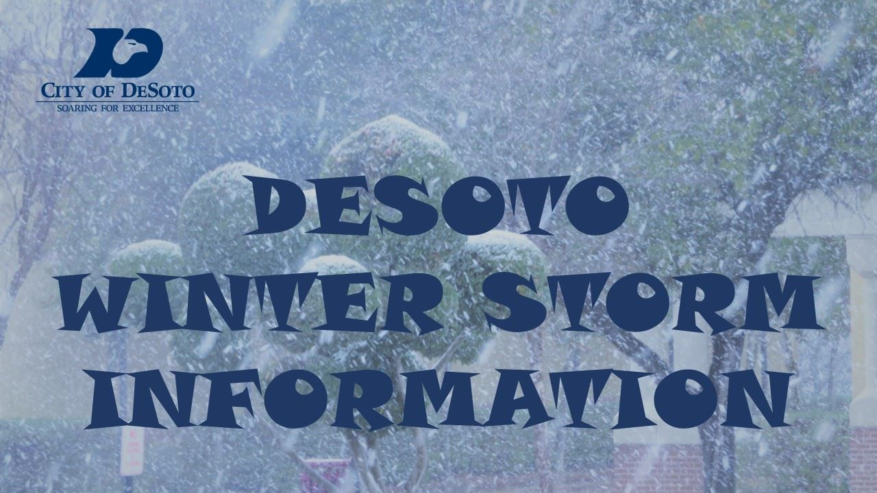 Winter Storm Information