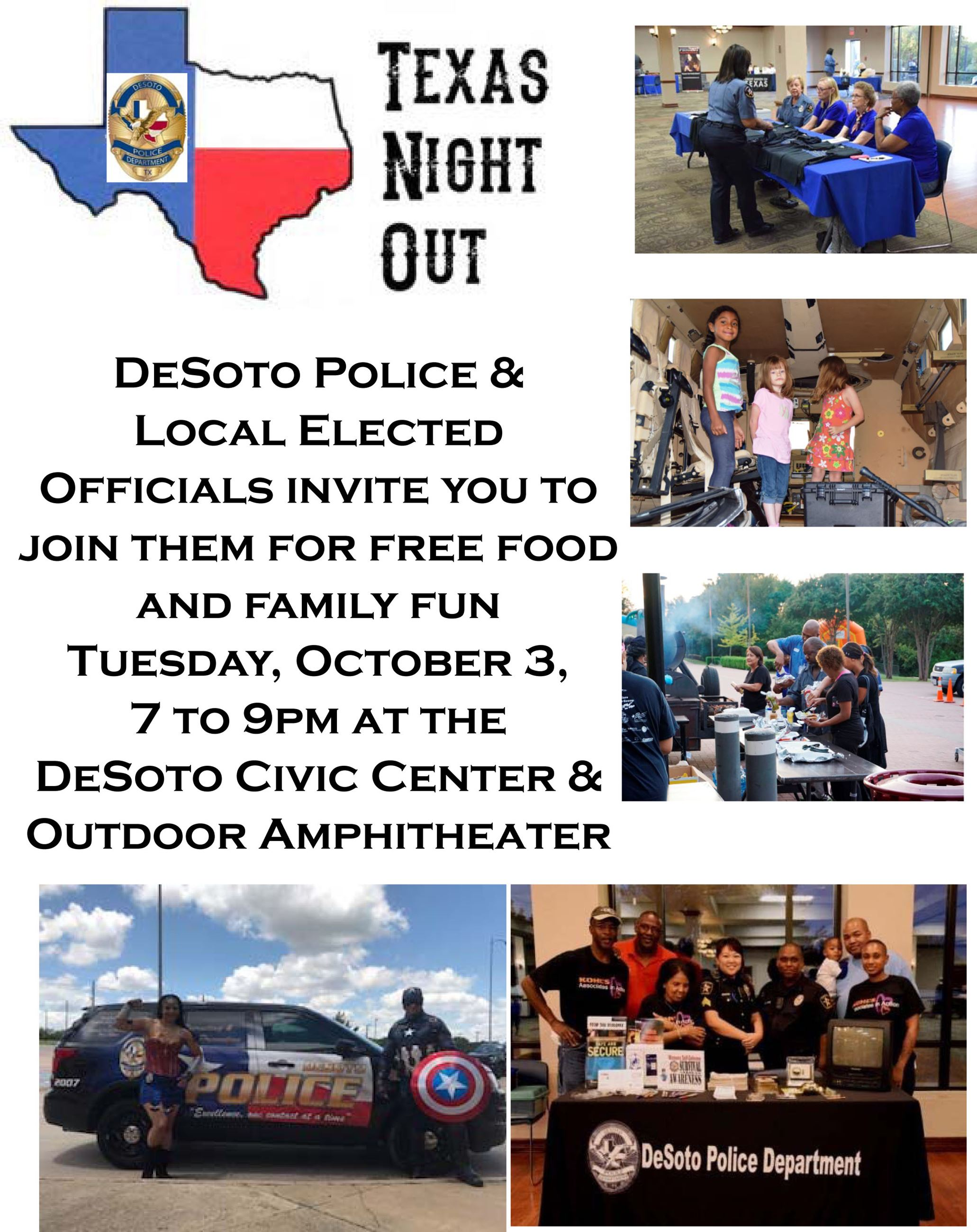 2017 Texas Night Out