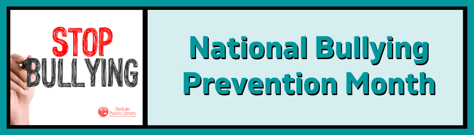 National Bullying Prevention Month 2020 - Click here for more information from the Cyberbullying Research Center