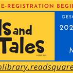 2021 Mayor's Summer Reading Club banner
